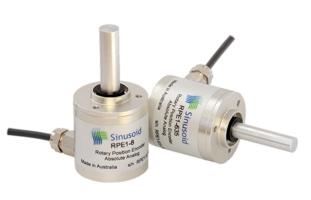 Rotary Encoder analog