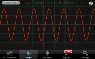 Audio Kit 1.4 Scope Screen Shot